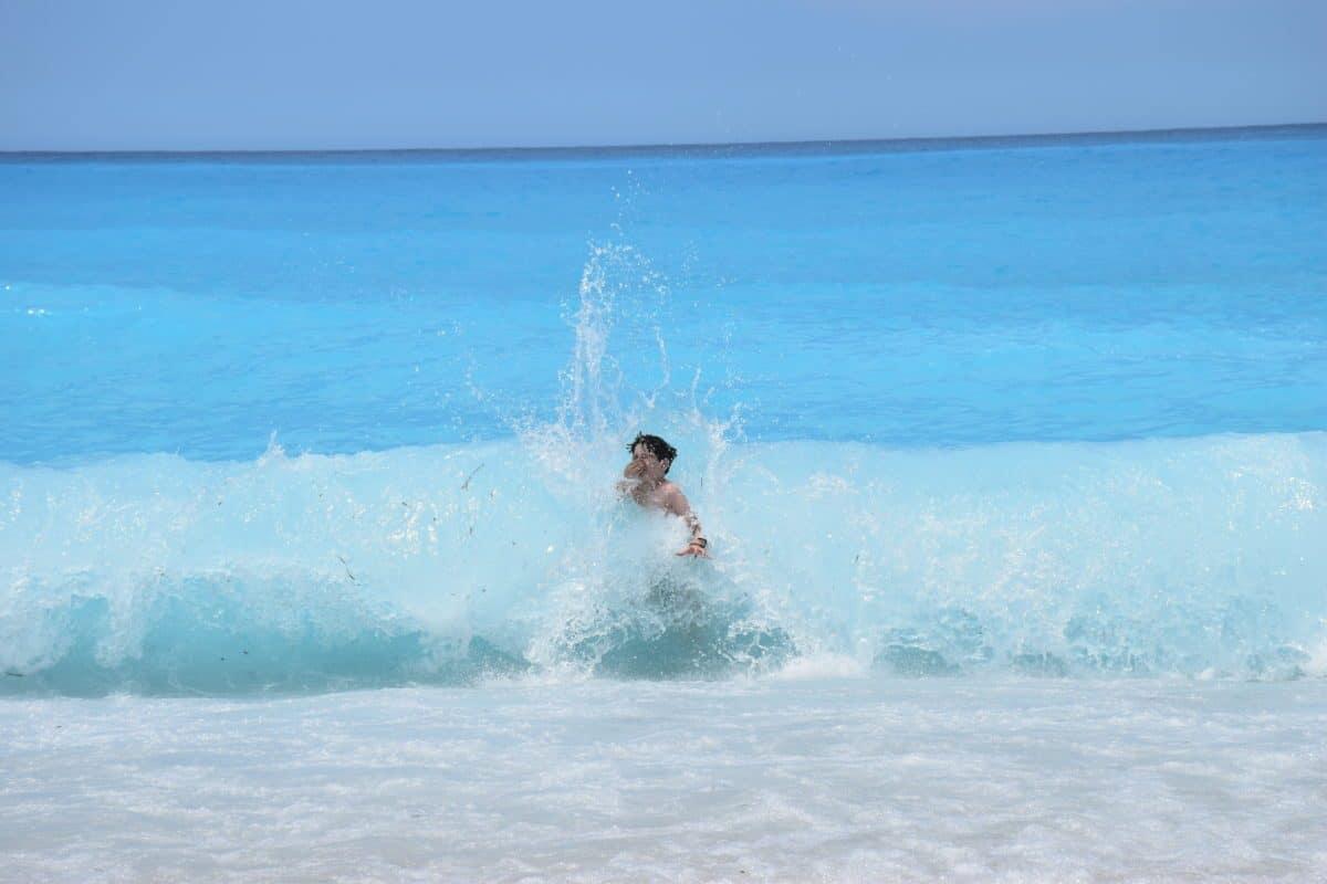 Lefkada plaze