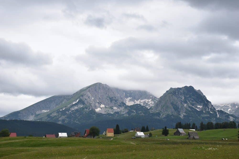 Planina Durmitor
