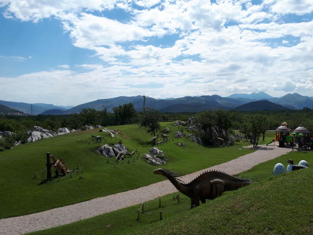 Akva i Dino park Trebinje
