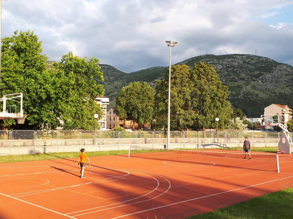 Sportski tereni Trebinje