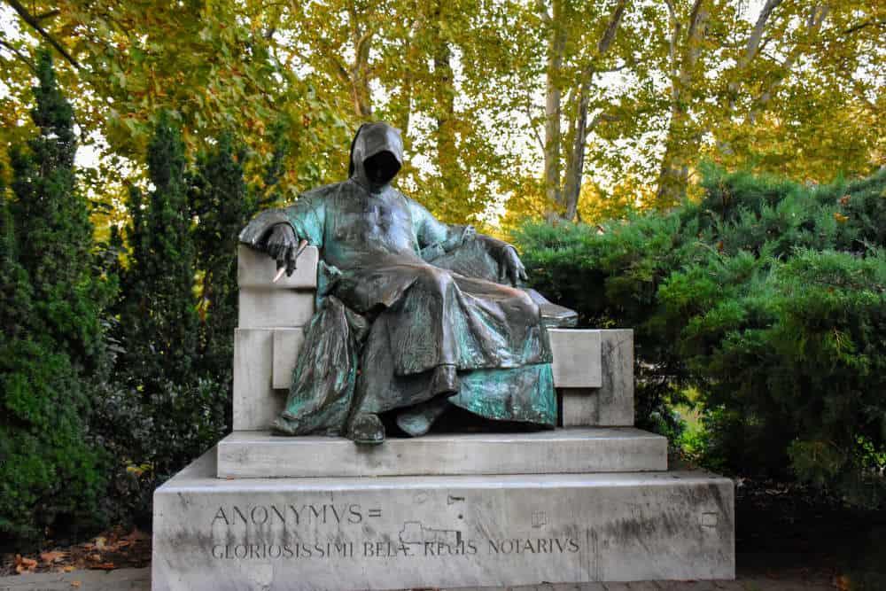 Statua Anonimusa