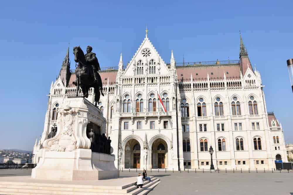 Parlament u Budimpešti
