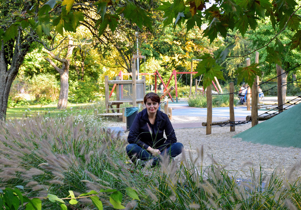 Parkić na Margitinom ostrvu