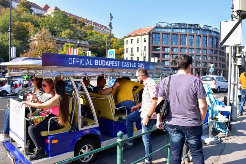 Mini bus Budim