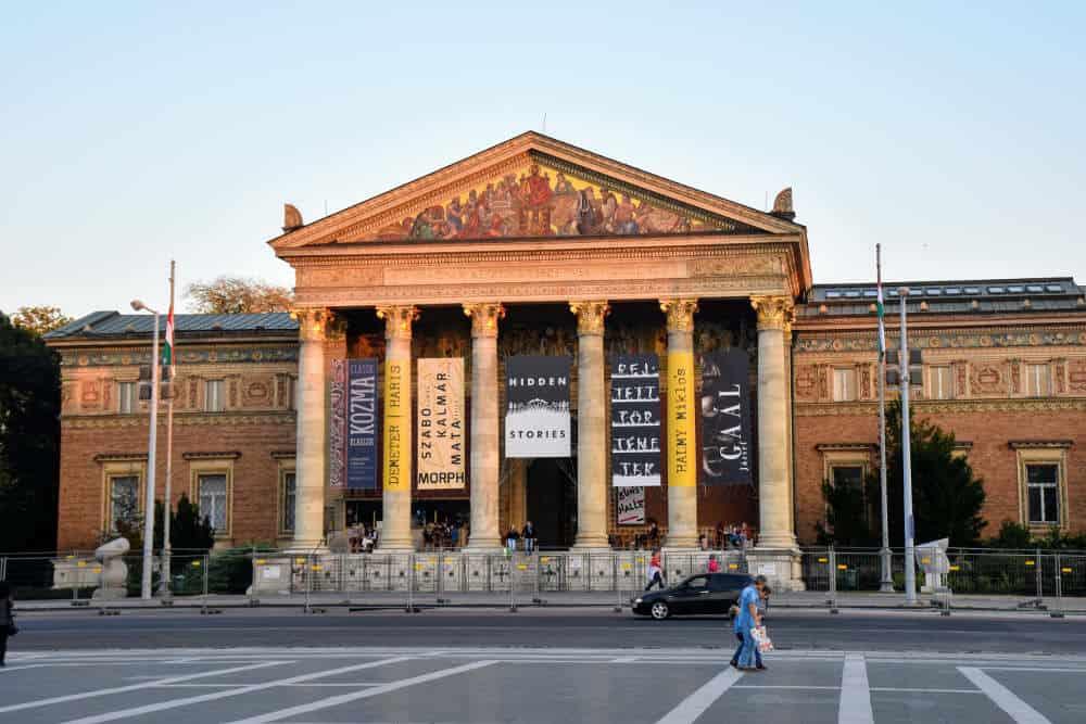 Muzej savremene umetnosti Budimpešta