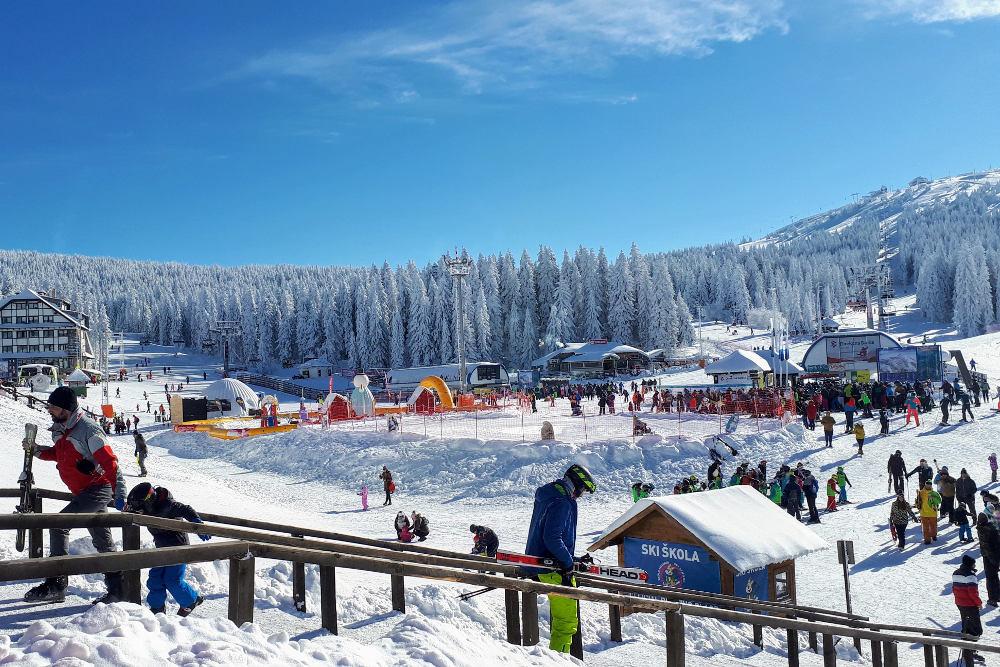Skijalište Kopaonik