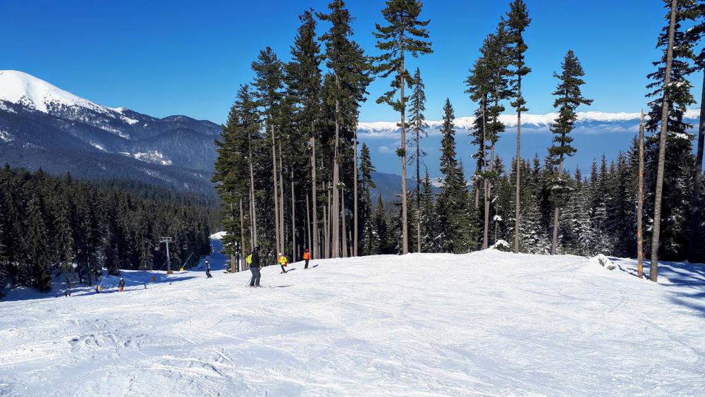 Skijanje Bansko
