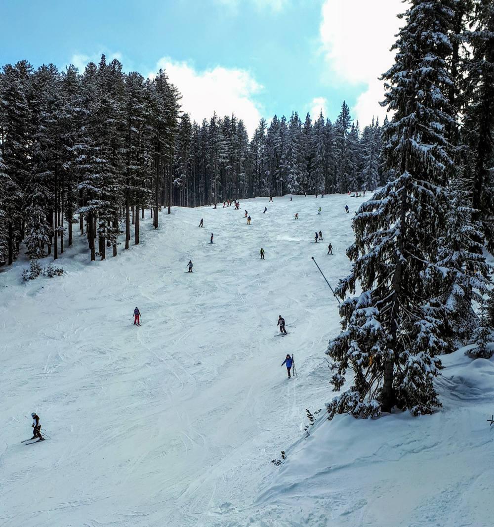 Ski staza Bansko