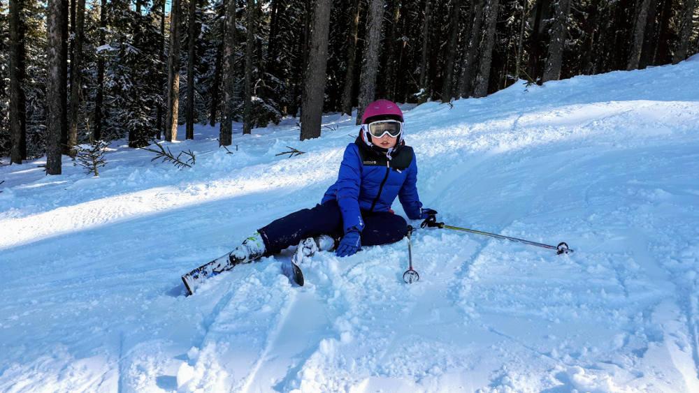 Odmaranje od skijanja