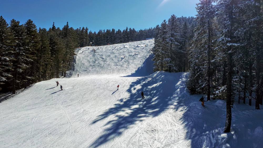Ski staza u Banskom