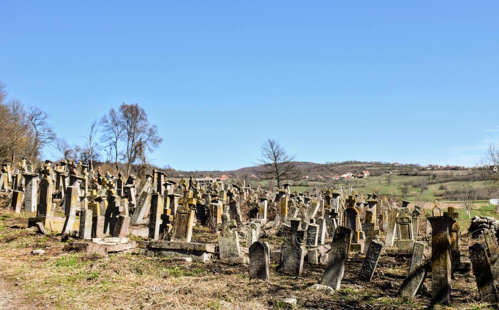 Staro groblje Borač