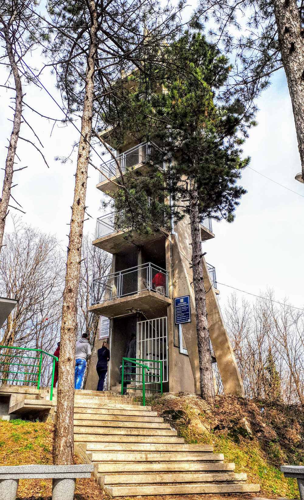 Turistička osmatračnica na Bukulji
