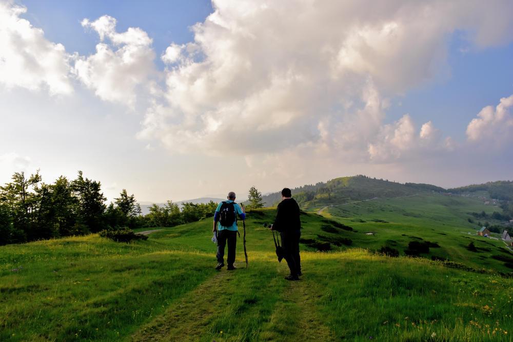 Planinarenje Komovi