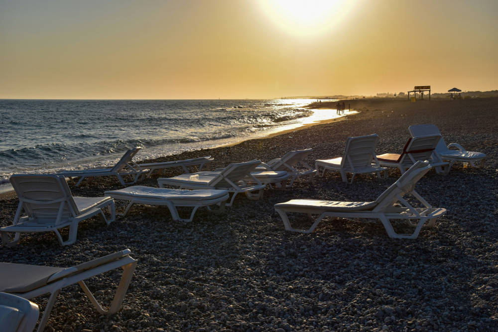 Zalazak sunca Antalija