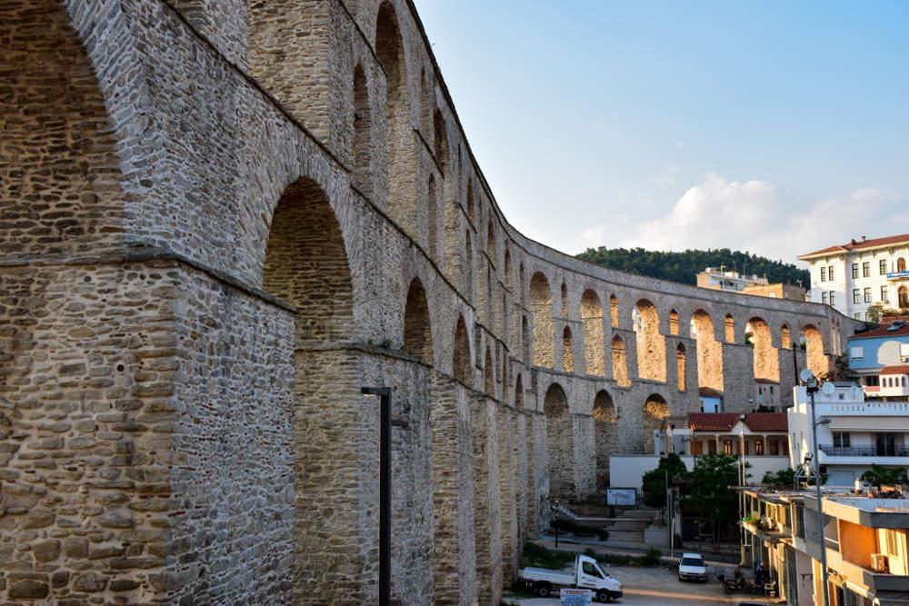 Akvadukt Kavala