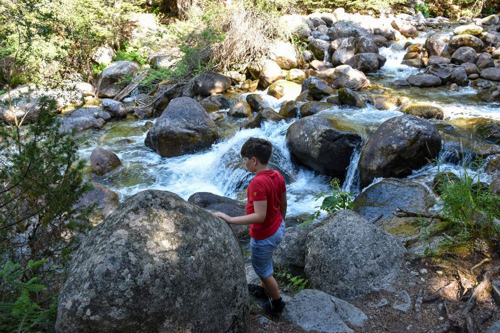 Reka na Pirinu