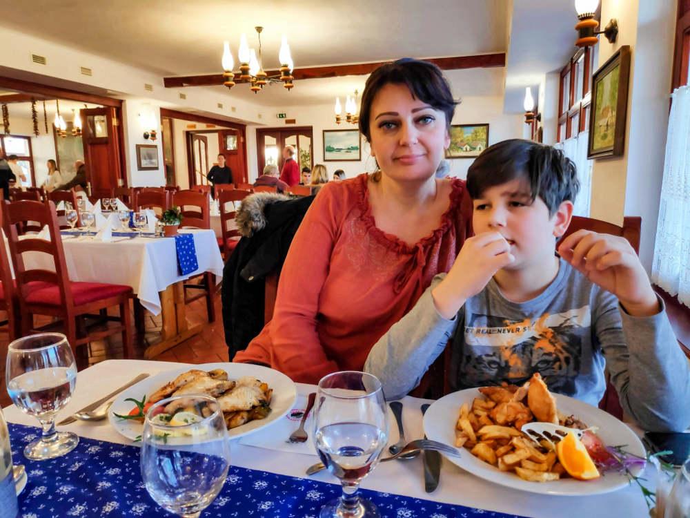 Ručak u restoranu Halaščarda na periferiji Segedina